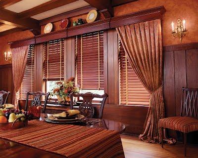 Màn sáo gỗ rẽ đẹp - ShowRoom Màn Rèm Hướng Việt